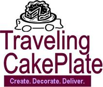 Traveling Cake Plate - Cakes/Candies Vendor - PO Box 12895, Durham, NC, 27709