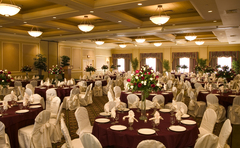 Sheraton LaGuardia East Hotel - Hotels/Accommodations, Ceremony Sites - 135-20 39th Avenue, Flushing, New York, 11354, USA