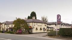 Knutsford (Mere) Premier Inn - Hotels/Accommodations, Honeymoon - Warrington Road, Hoo Green, Mere, Nr Knutsford, Cheshire, WA16 0PZ, United Kingdom