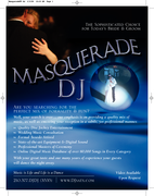 DJ Masquerade - Bands/Live Entertainment, DJs, Coordinators/Planners - 19179 Blanco Rd. Ste. 105 PMB 101, San Antonio, Texas, 78258, USA