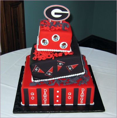 Cake Art Norcross Ga : For Goodness Cakes Wedding Venues & Vendors Wedding Mapper