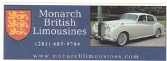 Monarch British Limousines - Limo Company - 39 E Royal Mews, The Woodlands, Texas, 77384, United States