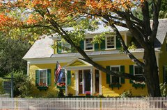 Woodstocker boutique Inn - Hotels/Accommodations, Honeymoon - 61 River Street, Green Mountains, Vermont, 05091-1227, USA