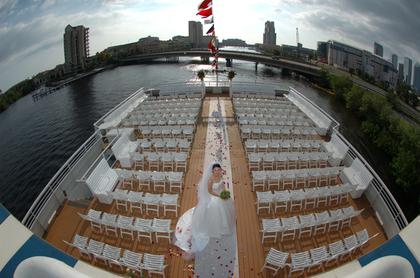 Yacht Starship Wedding Venues Amp Vendors Wedding Mapper
