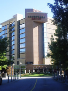 Marriott Courtyard Atlanta Buckhead - Hotels/Accommodations, Ceremony & Reception - 3332 Peachtree Road NE, Atlanta, GA, 30326, USA