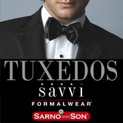 Savvi Formalwear by Sarno and Son - Tuxedos - 401 South Washington Ave , Scranton, PA, 18505, usa