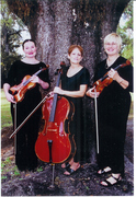 Elegant Strings, FL - Ceremony Musician - 1914 Frankford Ave., #807, Panama City, Fl, 32405, USA