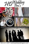HD Wedding Pro's - Videographers - #167, 32158 Camino Capistrano, Suite A, San Juan Capistrano, CA, 92675, usa