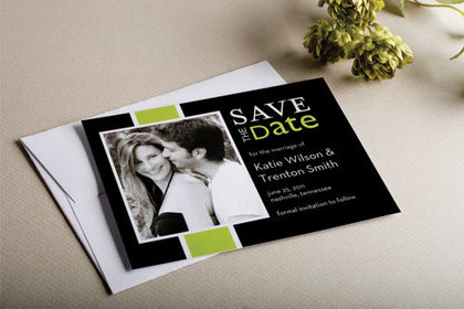  - Invitations - Wedding Paper Divas