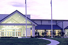 Killeen Civic and Conference Center - Reception Sites, Caterers, Bridal Shower Sites - 3601 South W.S. Young Drive, Killeen, Texas, 76542