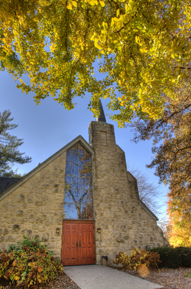 The Alumni Memorial Chapel is a beautiful wedding ceremony and reception site, with a capacity of about 220 with more than 12 full rows and a middle aisle.  - Ceremonies - University of Central Missouri