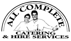 ALL COMPLETE CATERING AND HIRE SERVICES - Rentals, Caterers - 11 Casuarina Road, Gymea Bay, Sydney, New South Wales, 2227, Australia
