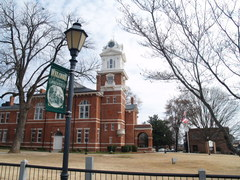 Gwinnett Historic Courthouse - Ceremony & Reception, Bridal Shower Sites, Reception Sites, Ceremony Sites - 185 Crogan Street, Lawrenceville, Georgia, 30045, United States