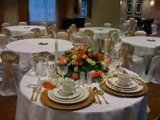 Kenita & Deon's Beridal Table -  - A. J. Long and Company