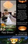 Bayanihan Arts and Events Center - Ceremony & Reception, Barbecues/Picnics, Ceremony Sites, Reception Sites - 14301 Nine Eagles Drive, Tampa, FL, 33626, United States