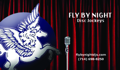 FLY BY NIGHT Disc Jockeys - Bands/Live Entertainment, DJs - P.O. Box 1340, Huntington Beach, CA, 92647, USA