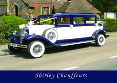 Shirley Chauffeurs - Limos/Shuttles - 15 Temple Avenue, Shirley, Croydon, Surrey, CR0 8QE, UK