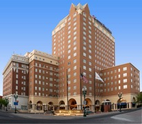 Camino Real Hotel - Hotels/Accommodations, Reception Sites, Ceremony & Reception - 101 S. El Paso St., El Paso, TX, 79901, USA