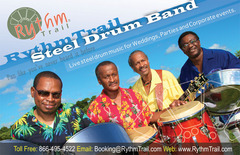 Steel Drum Band RythmTrail  - Bands/Live Entertainment, Ceremony &amp; Reception - 820 N Orange Ave, Orlando, FL, 32801, USA