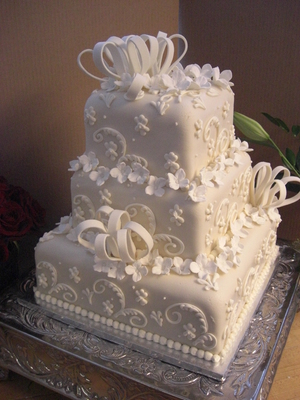 Layers Wedding Cakes Monterey