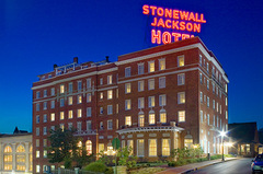 Stonewall Jackson Hotel and Conference Center - Hotels/Accommodations, Reception Sites, Ceremony &amp; Reception, Caterers - 24 S Market Street, Staunton, VA, 24401, USA