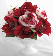 Silk Bridal Bouquets at DebbieCoFlowers - Florists, Decorations - 560 York Avenue, Pawtucket, RI, 02861, USA