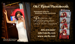 OKC Finest Photobooth - Photographers, Rentals - 5030 N May #285, OKC, OK, 73112, OK