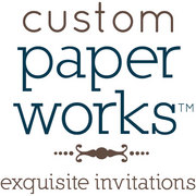 Custom Paper Works - Invitations Vendor - PO Box 531325, Livonia, Michigan, 48153, USA