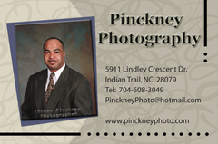 Pinckney Photography - Photographer - 5911 Lindley Crescent Dr., Indian Trail, North Carolina, 28079, USA