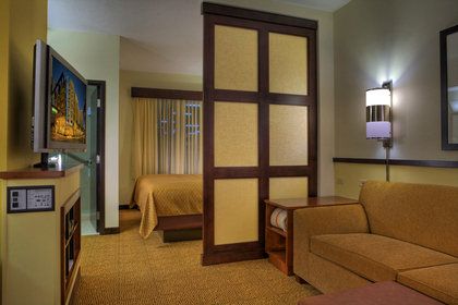 Deluxe King Room -  - Hyatt Place West Palm Beach/Downtown