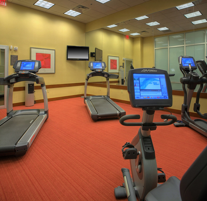 24 Hour Fitness Center -  - Hyatt Place West Palm Beach/Downtown