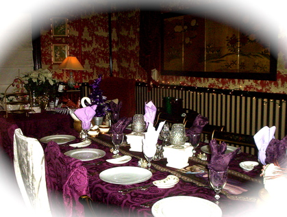 Lovely rehearsal dinners at the Yellow Turtle Inn - Ceremonies - Yellow Turtle Inn - Intimate Weddings