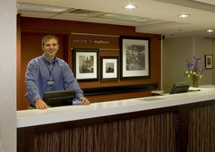 Hampton Inn East Town Mall - Hotels/Accommodations, Honeymoon - 4820 Hayes Rd, Madison, WI, 53704, United States