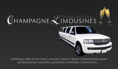 Champagne Limousines - Limos/Shuttles - 11631-145St, Edmonton, Alberta, T5M 1V9, Canada