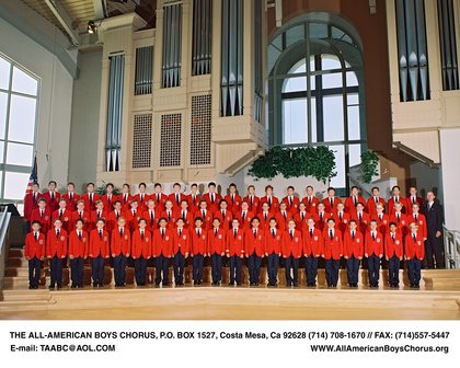 Bel-Air Presbyterian Church, Bel-Air, CA - Ceremonies - All-American Boys Chorus