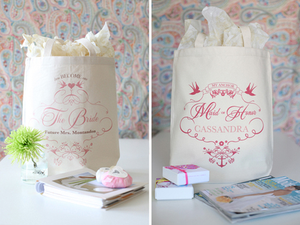 Wedding Chicks offers super cute custom tees, tanks, totes, and signs for your wedding. - Favors - Wedding Chicks