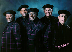 The Tams - Bands/Live Entertainment - 9391 Whaley's Lake Lane, Jonesboro, GA, 30238, USA