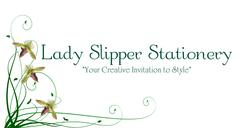 Lady Slipper Stationery - Invitations, Favors - 39 Vine Brook Road, South Yarmouth, MA, 02664, USA