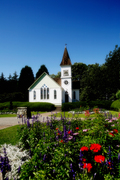 The Chapel at Minoru Park - Ceremony Sites, Parks/Recreation, Officiants - 6540 Gilbert Road, Richmond, British Columbia, Canada