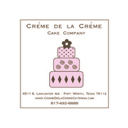 Creme de la Creme - Cakes/Candies, Favors - 6511 E Lancaster Ave, Fort Worth, TX, 76112, USA