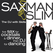 Saxman Slim - DJ - Private Residence, Buffalo, NY, 14222, USA