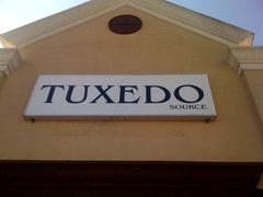Tuxedo Source - Tuxedos, Wedding Fashion, Attractions/Entertainment - 617 N. Highway 231, (Mariner Plaza next to Dream Gowns), Panama City, Florida, 32401