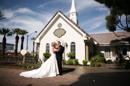 Chapel of the Flowers - Ceremony Sites, Ceremony &amp; Reception, Photographers - 1717 Las Vegas Blvd. So., Las Vegas , NV, 89104, USA
