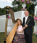 NagyDuo - flute & harp - Ceremony Musicians, Bands/Live Entertainment - Metro Detroit, MI, 48111, Wayne