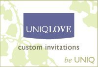 UNIQLOVE - Invitations, Favors - Serving the Twin Cities and Beyond, Minneapolis, MN