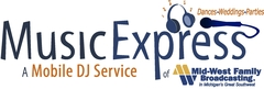 Music Express from Mid-West Family Broadcasting - DJs - 580 East Napier Avenue, Benton Harbor, MI, 49022, USA