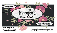 Jennifer's Flowers and Events - Florists - 11078 Strang Line Rd, Lenexa, KS, 66215, USA