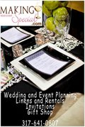 Making Your Event Special - Coordinators/Planners, Cakes/Candies - 6327 S Mooresville Rd, Indianapolis, IN, 46221, USA