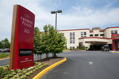 Crowne Plaza Dulles Airport - Ceremony Sites, Hotels/Accommodations, Reception Sites - 2200 Centreville Road, Herndon, Virginia, 20170, USA
