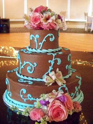 Wedding Cakes Deforest Wi